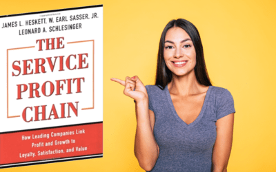 This 22-Year Old Book Proved That Happy Employees Equals Better Profits
