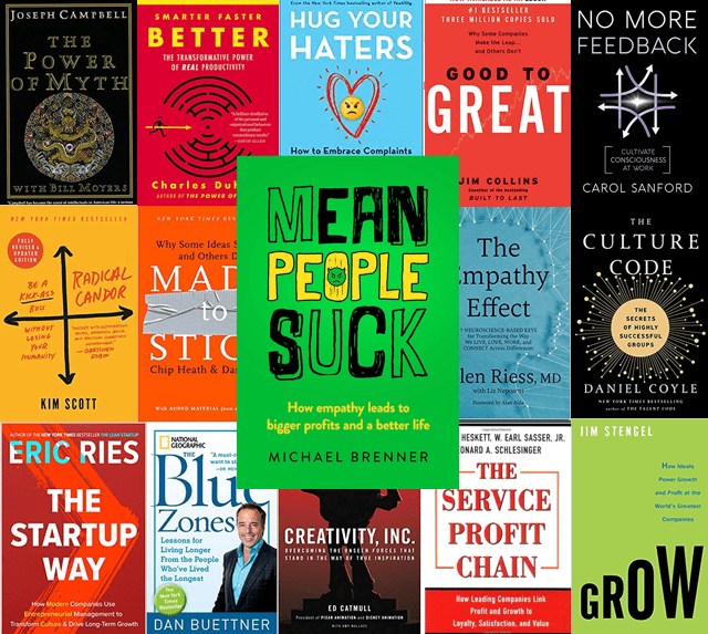 14 Books That Inspired Mean People Suck